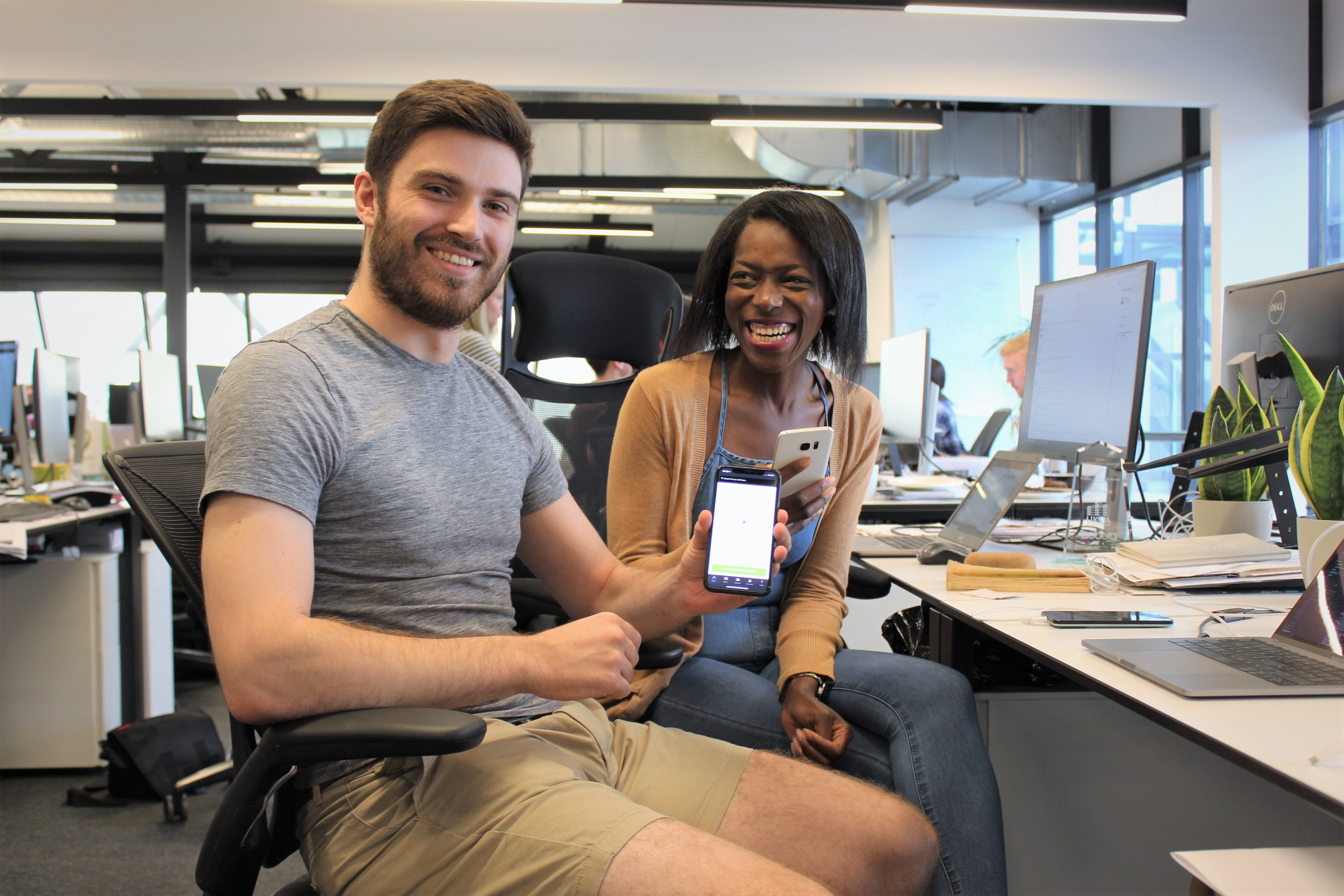 Mobile app- Blog